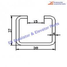 Escalator 8009108/12G001 Track