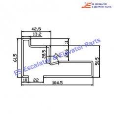 Escalator 0430CEB Track