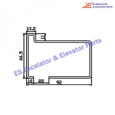 Escalator 0430CBK Track