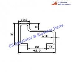Escalator 0430CBB Track