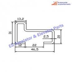 Escalator 0430CDZ Track