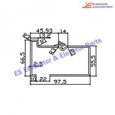 Escalator 0430GAJ Track
