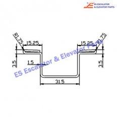 Escalator FSD-DG-NJ001 Track