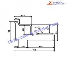 Escalator TGS1 Track