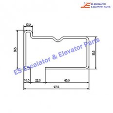 Escalator TGS2 Track