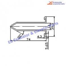 Escalator XAA50CG1 Track