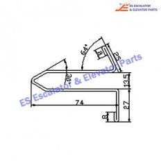 Escalator XAA50M Track