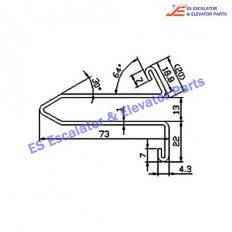 Escalator XAA50DK Track