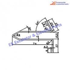 Escalator 0430CBH Track