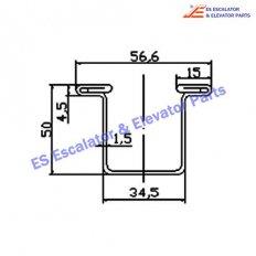 Escalator XAA50CS Track