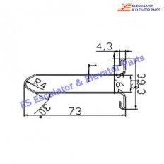 Escalator XAA50DZ-3 Track