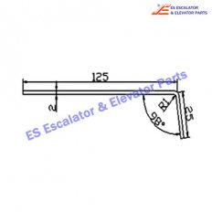 Escalator Z357022 Track