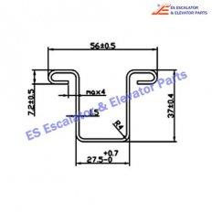 Escalator PKZ51020/12G001 Track