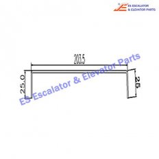 Escalator Z43800796 Track