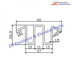 Escalator 0430CBL001 Track