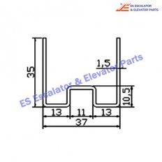 Escalator 0430CCG301 Track