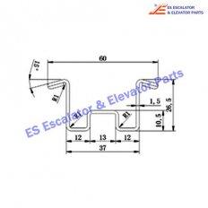 Escalator KNF2152-0430CBN Track