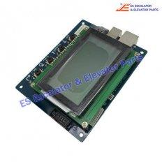 <b>Escalator 8605000115 ect-01-d Controller</b>