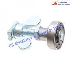 Escalator DEE3691555 Handrail guide roller