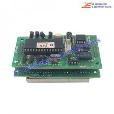 <b>57200696 Escalator LOP Display Board</b>