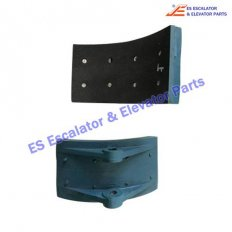 Escalator XAA415B1 Brake lining