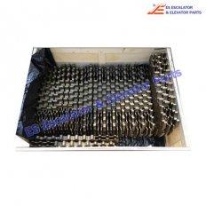 Escalator step chain Type A