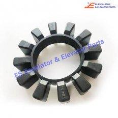 <b>GAA20401F014 Escalator Motor Coupling Buffer</b>
