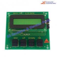 <b>590768 Elevator PCB Board</b>