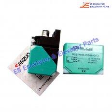 <b>NI40-W40-OP6L-Q12/S525 Escalator Step Infrared Sensor</b>