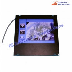 <b>LMEMD1041C Elevator In-Car Display Screen</b>