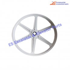 DEE3721446 Escalator Handrail Wheel