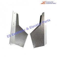 <b>GAA402CAB1 Escalator Handrail Guard Shell</b>