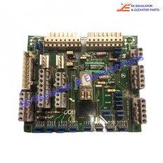 <b>TFA610VF Elevator PCB Board</b>