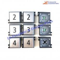 <b>59324499 Elevator Button</b>