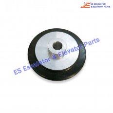 <b>KM710210G01 Escalator Friction Wheel</b>