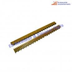 YSO04B278 Escalator Step Demarcation