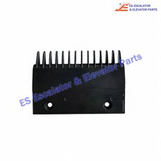 YS017B313-BLACK Escalator Comb Plate