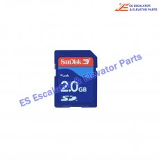KM927300 Elevator Memory card