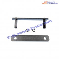 GBA26150AH20 Escalator Outer Link With Pins