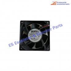 CNDC24Z7C-042 Elevator Fan
