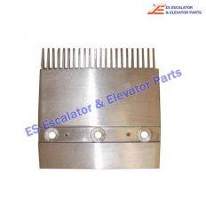 <b>KM5236480H01 Escalator Comb Plate</b>