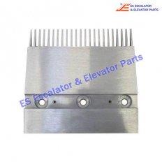 DEE1704959 Escalator Comb Plate
