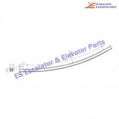 <b>XBA402ZC2 Escalator Handrail Guide</b>