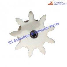 <b>GO2215AB53 Escalator Handrail drive Wheel</b>