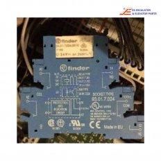 57916052 Escalator PCB Relay