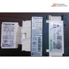 888438+57916423 Escalator AuxiliaryContactor+Contact