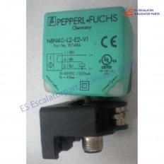 50571079 Escalator Switch