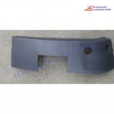 50587003 Escalator Inner Cover