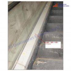 SLV50624533 Escalator Inner Cover Profile
