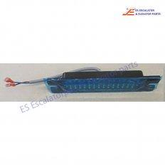 <b>KM5070532H04 Escalator Comb Lighting</b>